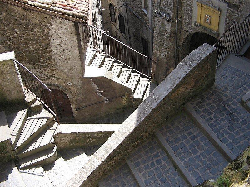 San Vito Romano il percorso nel verde dedicato alla Memoria