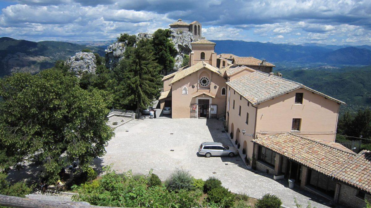Visita le località dei Monti Prenestini