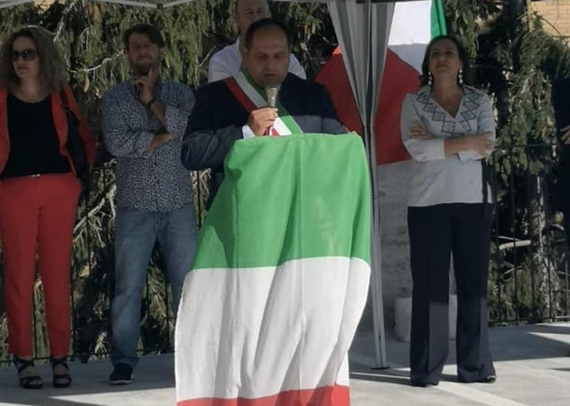Flavio Cera, sindaco di Bellegra