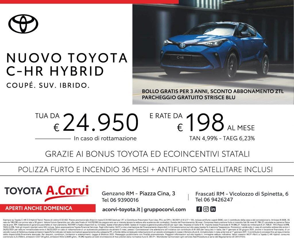 Toyota Genzano